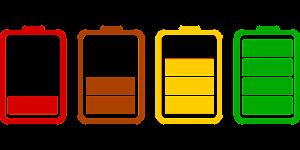 Baterías instalación fotovoltaica autónoma