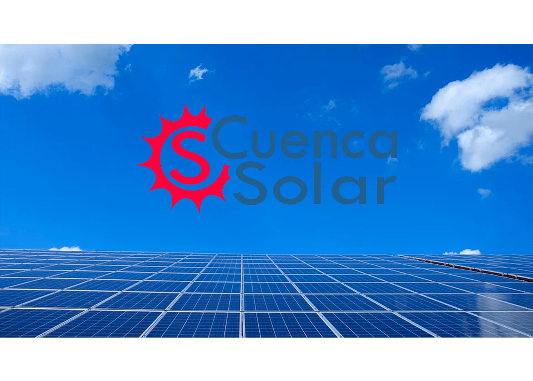 Portada paneles solares Cuenca
