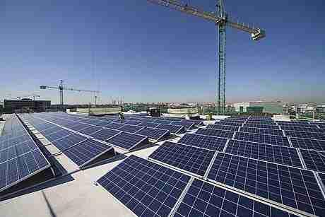 paneles solares compartidos