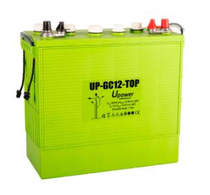 Bateria Solar de ciclo profundo 12V 260Ah C100 - 300 Ah C119