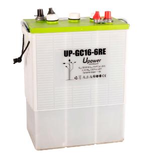 Batería Solar de ciclo profundo 6V 550Ah C100 - 600 Ah C120