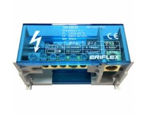 Repartidor conexiones paralelo 100A